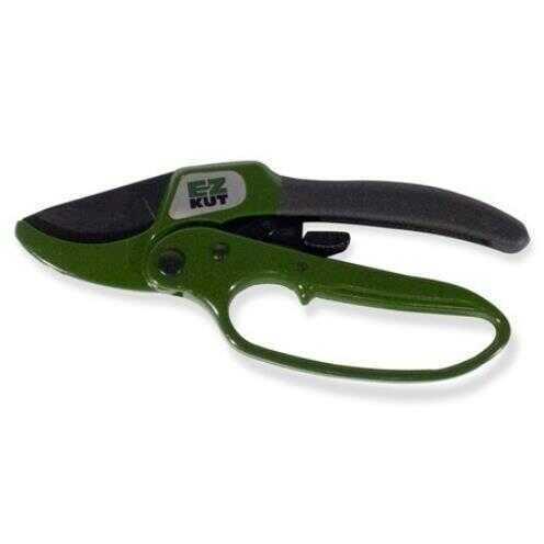 EZ-Kut Products EZ KUT Heavy Duty Ratchet Pruner In Green
