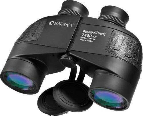 Barska Optics Barska 8x30 Waterproof Battalion Binocular With Rangefinder AB11776