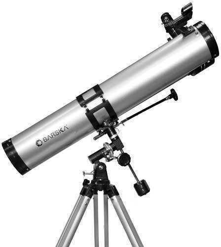 Barska Optics Barska 675 Power 900114 Starwatcher Reflector Telescope AE10758