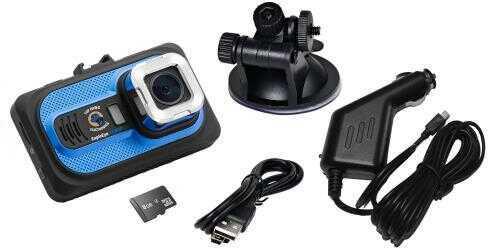 Top Dawg Electronics EagleEye 1080P DVR Dash Cam - Includes G-Sensor & 8 GB SD