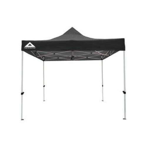 Caddis Sports Caddis Rapid Shelter Canopy 10x10, Black