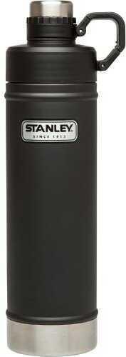Stanley Classic 18oz. Vacuum Water Bottle-matte Black