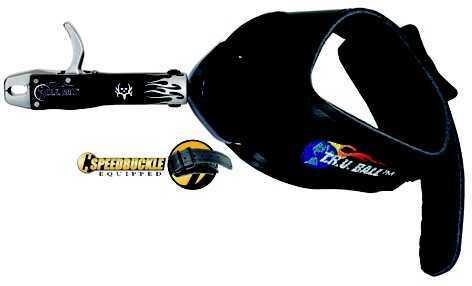Tru-Ball Release Tru Ball Bone Collector Assassin Speed Buckle Strap Black L