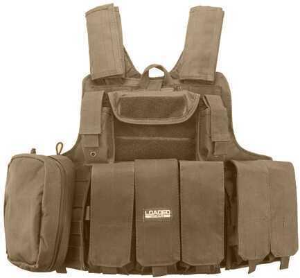 Barska Optics Barska Loaded Gear VX-300 Tactical Vest-Dark Earth
