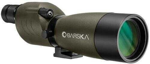 Barska Optics Barska 20-60X60 Wp Blackhawk Spotting Scope - Straight