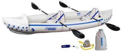 Sea Eagle 370 Kayak Pro Package