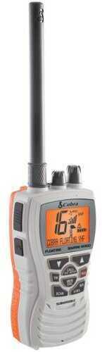 Cobra Electronics Cobra Mr. Hh350 Flt Floating 6 Watt Vhf Radio - Grey