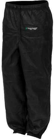 Frogg Toggs Pro Action Pant Black L PA83122-01LG