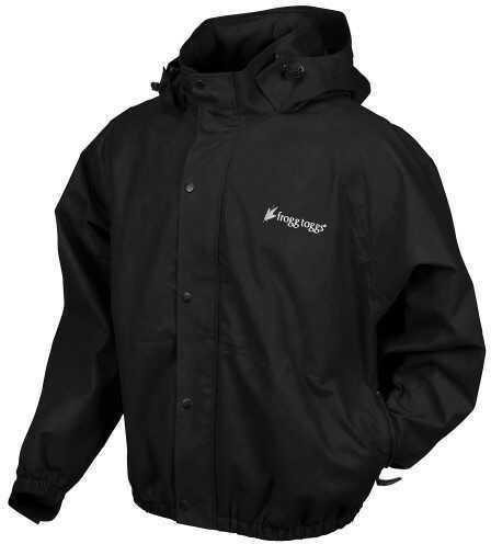 Frogg Toggs Pro Action Jacket Black XXXL PA63122-01XXX