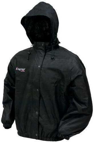 Frogg Toggs Pro Action Jacket Ladies Black XXL PA63522-01XX