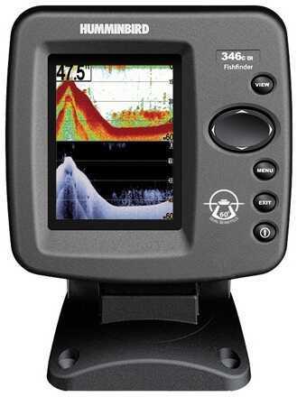 Humminbird 346c DI Down Imaging Sonar Md: 409020-1