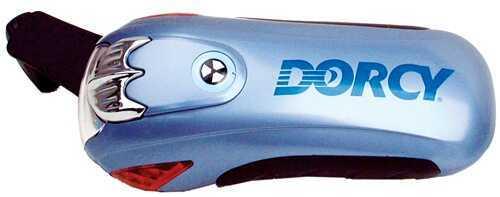 Dorcy Dynamo Flashlight No Battery Wind Charge 41-4272