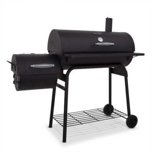 Char Broil Char-Broil BBQ Offset Smoker 430 Grill