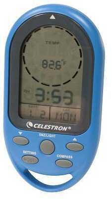 Celestron TrekGuide Lite - Blue Compass