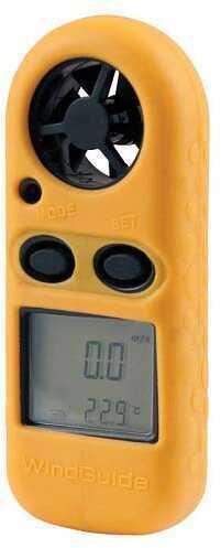 Celestron WindGuide - Yellow Anemometer 48020