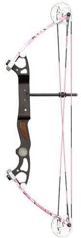 Alpine Archery Alpine Rookie Bow 10-35lb 17-23in Pink Camo RH BO-48131