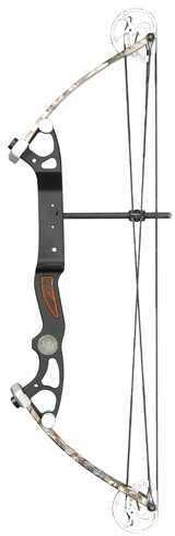 Alpine Archery Alpine Rookie Bow 10-35lb 17-23in Camo LH BO-48230