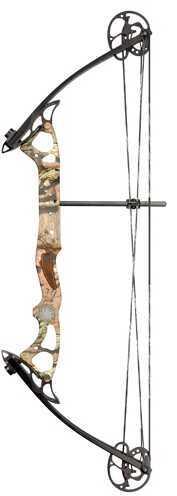 Alpine Archery Alpine Ruckus Bow 50lb 22-28in Camo LH BO-49250