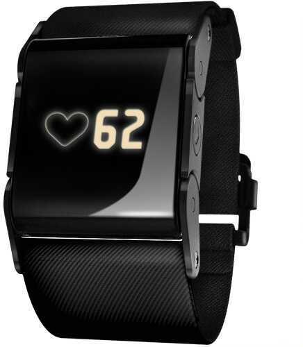 PulseOn Heart Rate Wrist Band Coal