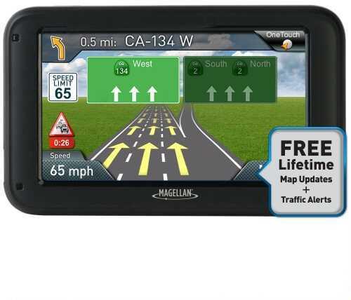 Magellan Roadmate 2230T-LM Portable GPS Navigator