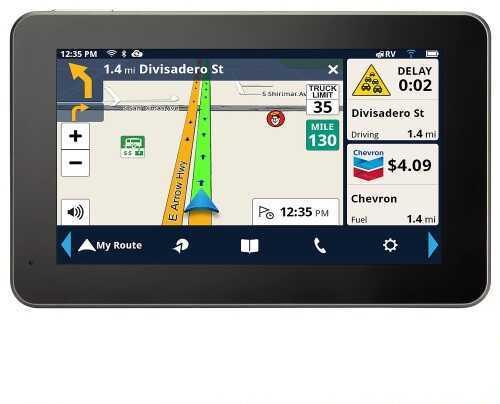 Magellan Roadmate RV9490T-LMB 7-Inch RV GPS Navigator RV9490SGLUC