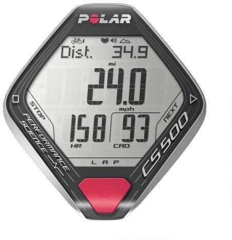 Polar Electro Polar Cs500+ Cad Cycling Monitor