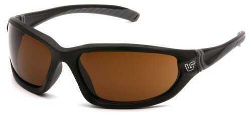 Venture Gear Ocoee- Bronze Anti- Fog Sunglasses