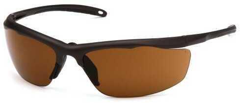 Venture Gear Zumbro- Bronze Anti-Fog Sunglasses