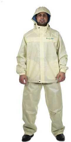 Envirofit Rain Jacket/Pants Set Yellow 2X-Large Md: J003/P003-Y-XXL