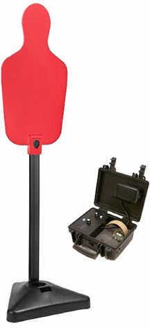 FAB Defense RTS Self-Healing Screaming Static Target Kit-2 Torsos Red