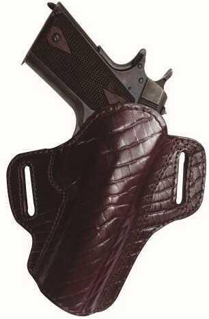 Tagua Glock 17- Burgundy RH Belt Holster