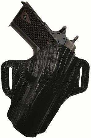 Tagua Premium Open Top Belt Holster Glock 26 - Bla