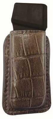 Tagua Premium Single Mag Carrier Glock 9mm-Brown