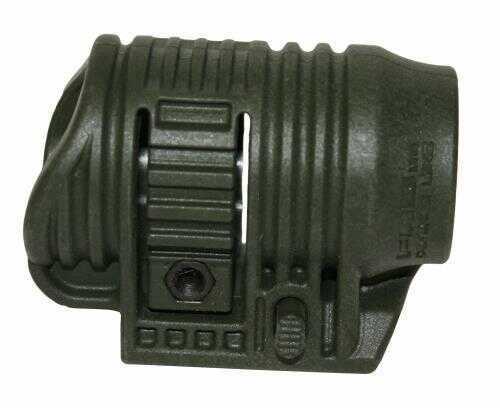 "FAB Defense 1-1/8"" Tactical Light/Laser Adapter OD Green"