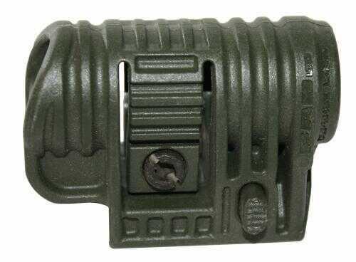 FAB Defense 3/4-inch Tactical Light/laser Adapter Green