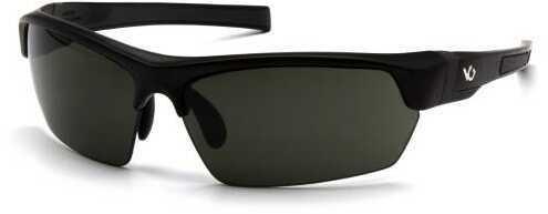 Venture Gear Tensaw Black Frame Forest Gray Polarized Lens