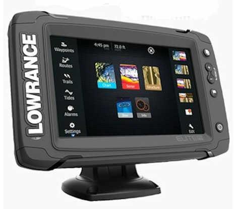 Lowrance Elite-7 Ti No XDCR Fishfinder/Chartplotter