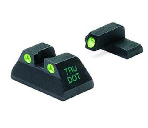 Meprolight MAKO H&K Tru-Dot Night Sight-P2000 Compact/Sk Green Sight Md: ML11519G