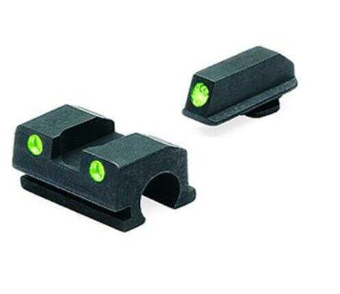 Meprolight Tru-Dot Sight-WaltherP-99 9mm/.40 & .45 Full Size. Md: ML18801G