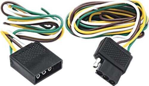 Seasense Trailer Connector Kit, Male & Female Mn# 50080300