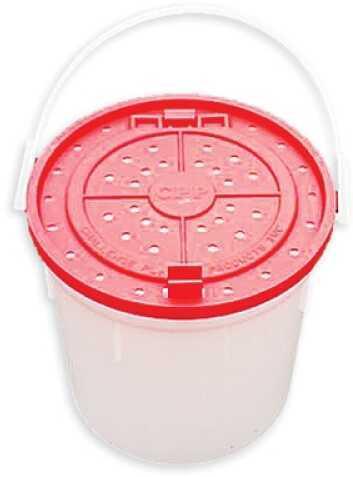 Challenge Plastics Challenge Minnow Bucket Plastic 4 Quart 18 Per Case