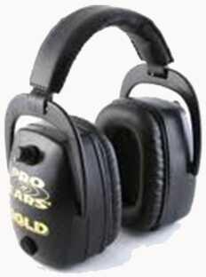 Pro Ears Pro Mag Gold NRR30, Black GS-DPM-B