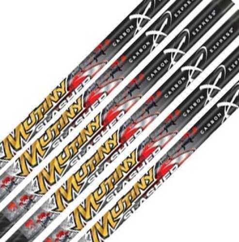 Carbon Express / Eastman Carbon Express Mutiny Slasher Arrow Shaft 350 12Pk 50964