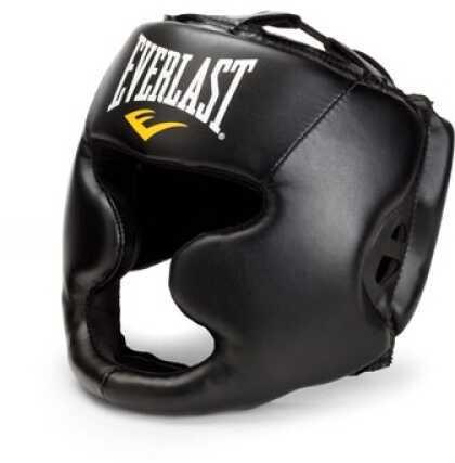 Everlast MMA Headgear Black 7420