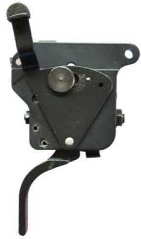 Timney Triggers Rem 700 Straight Nickel Plated w/Safety RH 517-16