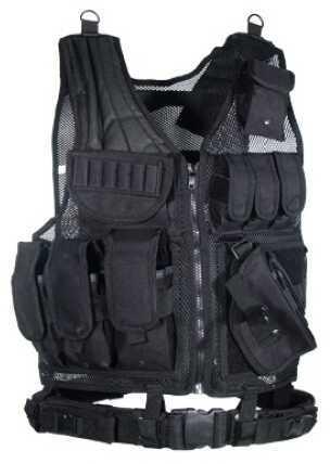Leapers Sportsmans Tactical Scenario Vest Md: PVC-V568BT