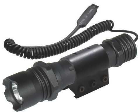 Leapers UTG 26mm LED Flashlight With Weaver Ring MD: LT-EL268