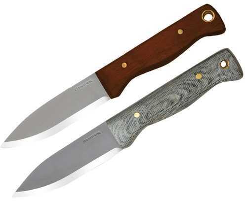 Condor Knife Condor Bushslore Survival Knife w/Ls Hardwood Handle