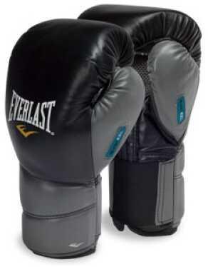 Everlast ProTex2 Evergel 16 Oz Training Gloves Black