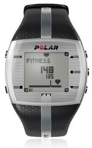 Polar Electro Polar FT7 Black Silver 90039170